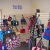 We have lots of bags we can embroider on or you can bring in your own